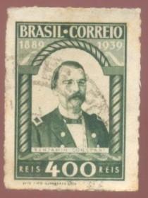 Brasil -1939 -  Benjamin Constant - Usado