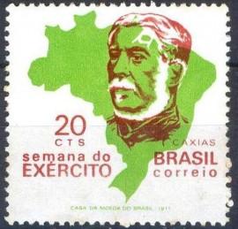 Brasil -1971-MINT - Duque de Caxias