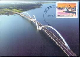 Brasília - Ponte JK - CBD: Brasília-DF