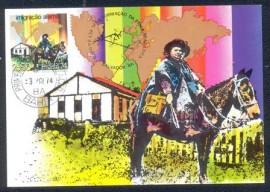 1974-MINT- Série Formação da Etenia Brasileira