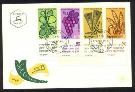Israel - Figus-Uva-Trigo