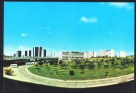 Brasília-Estação Rodoviária - Não Circulado.