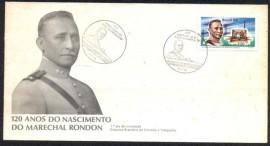 Brasil - 1985 -  Rondon