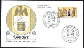Alemanha- CBC Berlim- 1987