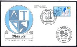 Alemanha- CBC 1987-Berlim - Guildas- Corporações de Ofício