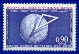 França - Grande Oriente da França - 200 Anos