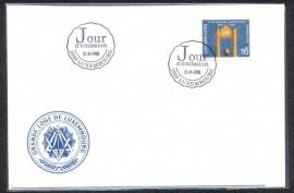 Luxembourg - 1998 -150 Anos da Loja St. J. de L' Esperance.