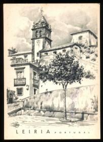 Portugal- Leiria- Torre da Catedral