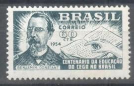 Brasil -  Benjamin Constant - MINT