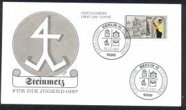 Alemanha 1987 -CBC Berlim - Guildas- Corporações de Ofício