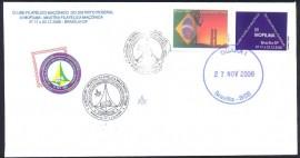 Brasil- II MOFILMA-Mostra Filatelica-CFMDF
