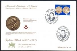 Italia- Guglielmo Miliocchi - 50º Anniversario dela Morte