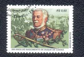 Brasil-2003-Carimbado / Com Goma - Duque de Caxias.