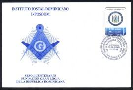 República Dominicana- Grande Loja, Sesquicentenário