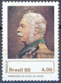 Brasil -1980 - MINT -  Duque de Caxias