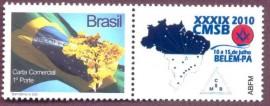 Brasil -  XXXIX- AGO-CMSB -Belém-PA - 2010