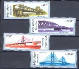 Viet Nam - 2002 MINT - Pontes
