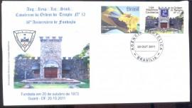 Brasil - 38 Anos da Loja Cavaleiros da Ordem do Templo Nº12-CD-20.10.201BSB