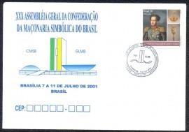 Brasil - 2001- CBC Brasília-DF - XXX Assembleia Geral Ordinária