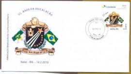 Brasil - 35 Anos do Cap. Reis Magos Nº15