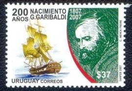 Uruguai -  Garibaldi