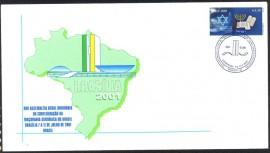 Brasil - 2001- CBC Brasília-DF - Assembleia Geral Ordinária