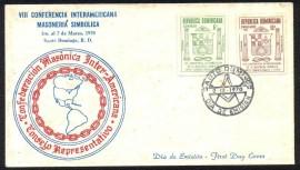 República Dominicana - VIII Conferência Interamericana da Maçonaria Simbólica