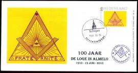 2010-Países Baixos - !00 Anos da Loja Almelo -  De Getande Rand