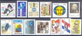Brasil- 1980 - 13 Val.
