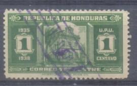 HONDURAS  - Templo de Tegucigalpa -A10