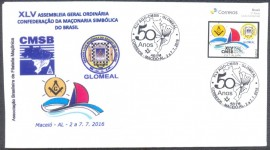 BRASIL-2016 - XLV ASSEMBLEIA GERAL ORDINÁRIA DA CMSB - MACEIÓ/2016