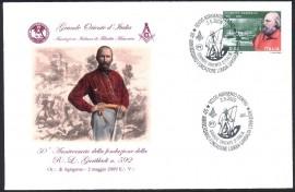 Italia- Loggia Garibaldi - 50º Anniversario