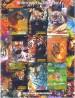 2008-Madagascar -MINT- Sem Picotes -  Animais do Mundo -  Maçonaria- Rotary- Lion