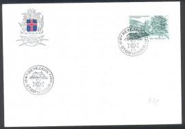 Islândia - Centenário da IOGT