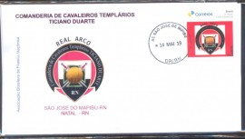 Brasil - Comanderia de Cav.Templários - Ticiano Duarte - Real Arco