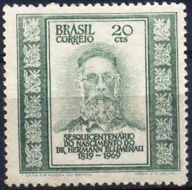 Brasil - MINT - Hermann Blumenau