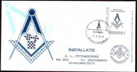 2010-Países Baixos- Instalaçao da