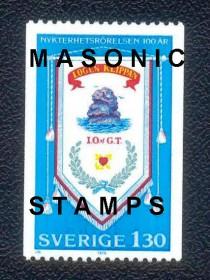 Suécia- Ordem Internacional dos Bons Templários- IOGT