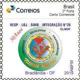 Brasil  - 30 Anos da Loja Integração Nº26 - CD 4.5.2019