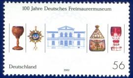 Alemanha - Centenário do Museu Maçônico