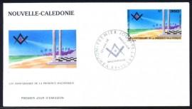 Nova Caledônia - 125  Anos  da Presença Maçônica