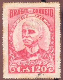 Brasil -1949 - 100 Anos Do Nascimento Ruy Barbosa - Usado