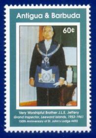 MINT - Comemorativo aos 150 Anos da Loja St. John's