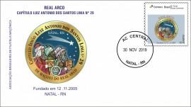 Brasil - Cap. Antonio Luiz Nº29 - Real Arco