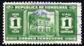 Honduras - Templo Maçônico de Tagucigalpa