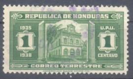 HONDURAS - Templo de Tegucigalpa - A6