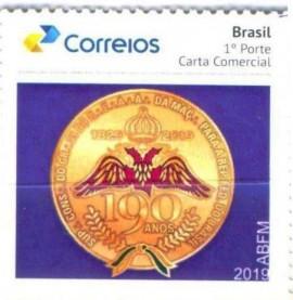 Brasil - 190 Anos do Supremo Conselho do REAA