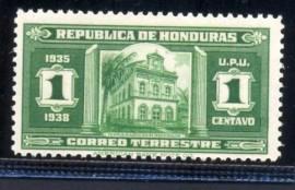 Honduras -1935- Loja Igualdad - Nº 1 - MINT EM BOM ESTADO
