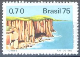 Brasil - 1975 -MINT- Torres