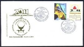 Cachet em Hot Stamp
